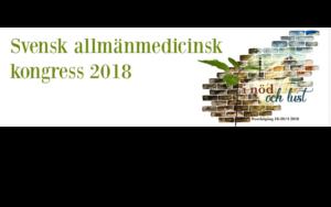 Svensk allmänmedicinsk kongress 2018 @ Norrköping Louis de Geer Konsert & Kongress | Östergötlands län | Sverige