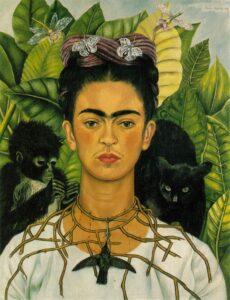 Narrativ rond- Frida Kahlo om smärtans historia @ Hagabion